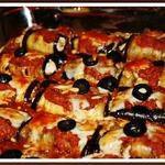 Сицилийские баклажаны