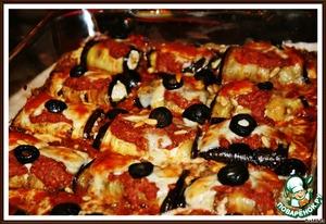 Рецепт Сицилийские баклажаны