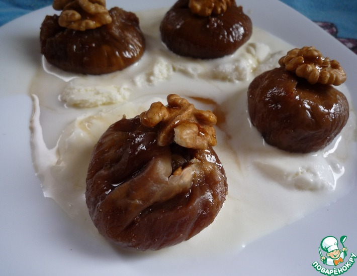как приготовить десерт изгрецких орехов мастер класс