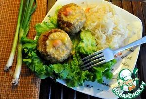 Рецепт Котлеты вегетарианские