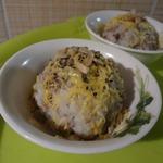 Мясные Raffaello с сыром, семечками и базиликом