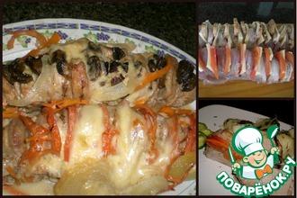 Рецепт: Свинная корейка долгий путь