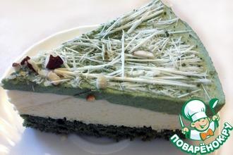 Рецепт: Торт-мусс Тирамису по-японски
