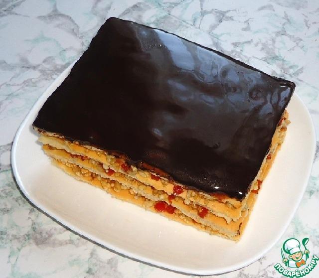 Пирожные с воздушным рисом