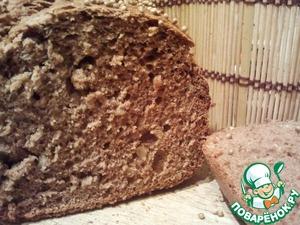 """Рецепт Хлеб """"А-ля Бородинский"""" из хлебопечки не приспособленой для оного"""