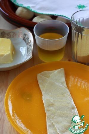 Марокканские блины – кулинарный рецепт