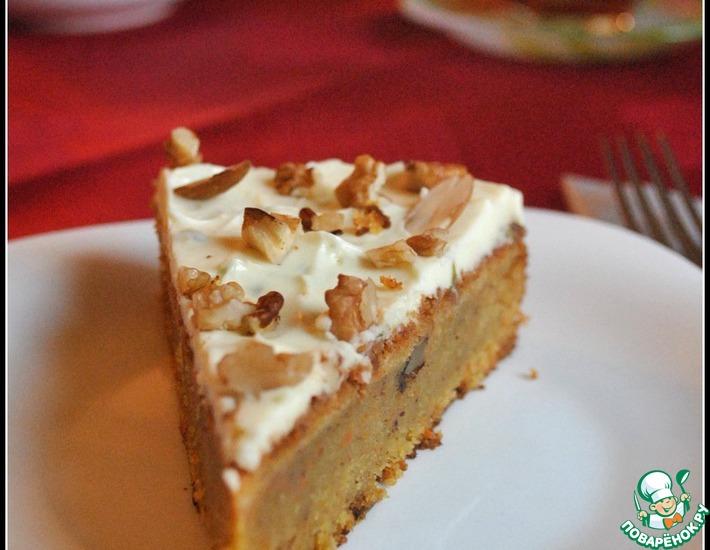 Рецепт: Морковный пирог от Джейми Оливера