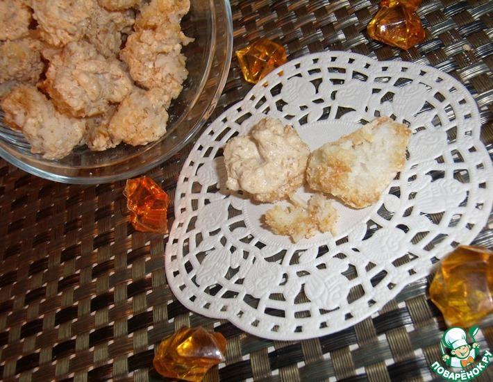Рецепт: Кокосовое печенье Макарунс
