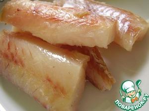 Палочки минтая в панировке из кус-куса – кулинарный рецепт