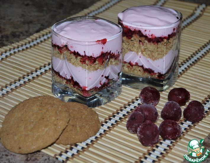 Десерт от Найджеллы Лоусон