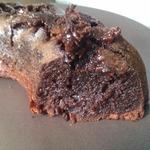 """Шоколадный кекс """"Три вкуса"""" – кулинарный рецепт"""