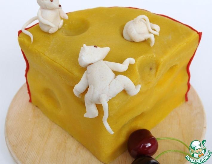 Рецепт: Торт Три мышонка