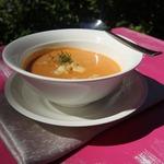 Крем-суп из лобстера
