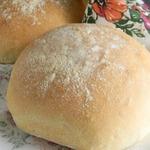 Хлеб на манной крупе Колобок