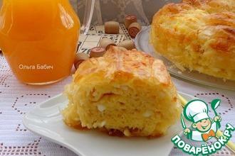 Рецепт: Пирог Пита Курели