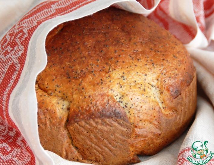 Рецепт: Банановый хлеб с киноа и маком