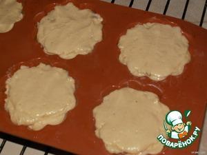 Кексы из творожной массы – кулинарный рецепт