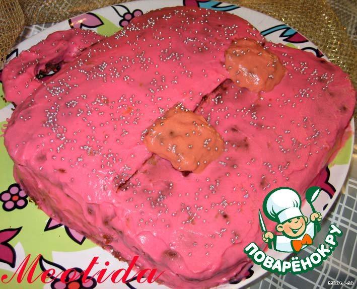 Тортик Скоро в школу