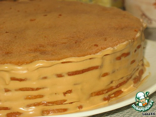 Сочинский торт
