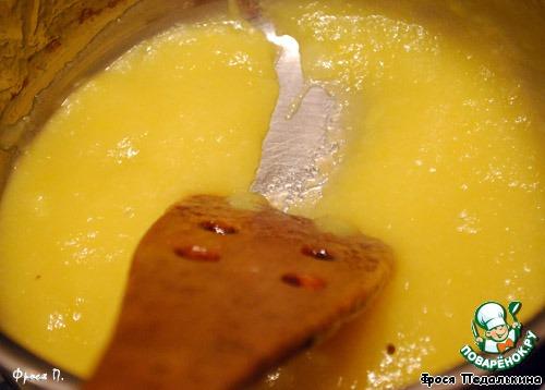 Баварский рисовый крем