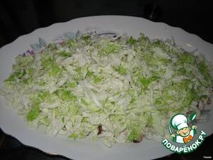 """Салат """"Кальмар под шубой"""" – кулинарный рецепт"""