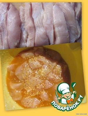 Маринад для птицы на апельсиновом соке – кулинарный рецепт