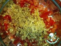 Салат Лора ингредиенты