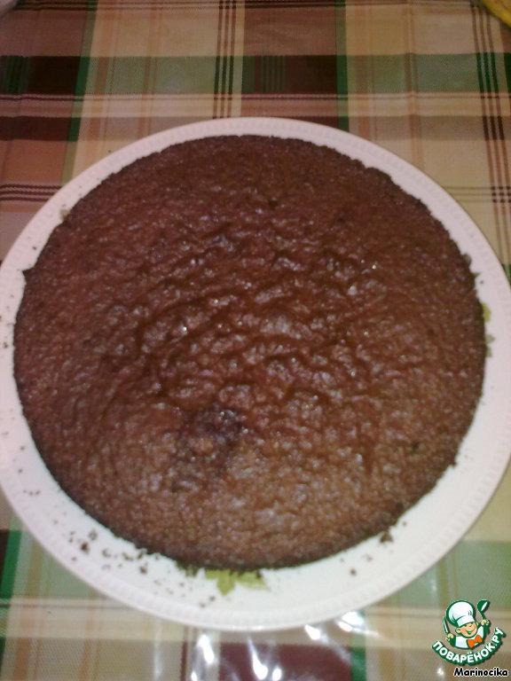 Торт Шоколадный профитроль