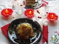 Рыбный рулет с шампиньонами под горчичным соусом ингредиенты