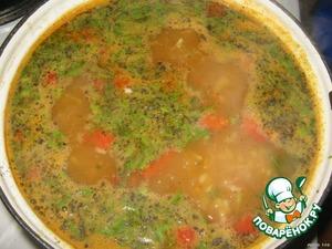 """Суп """"Харчо"""" упрощeнный – кулинарный рецепт"""