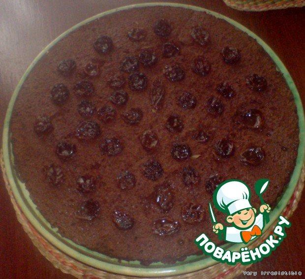 Торт Кофейный козырь