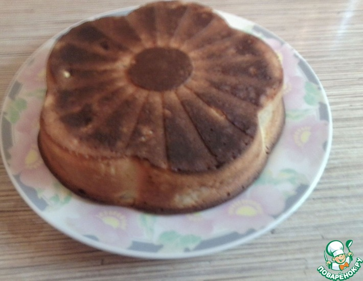 Рецепт: Бананово-творожные кексы