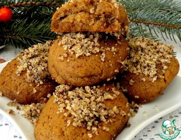 Рецепт: Печенье Меломакарона