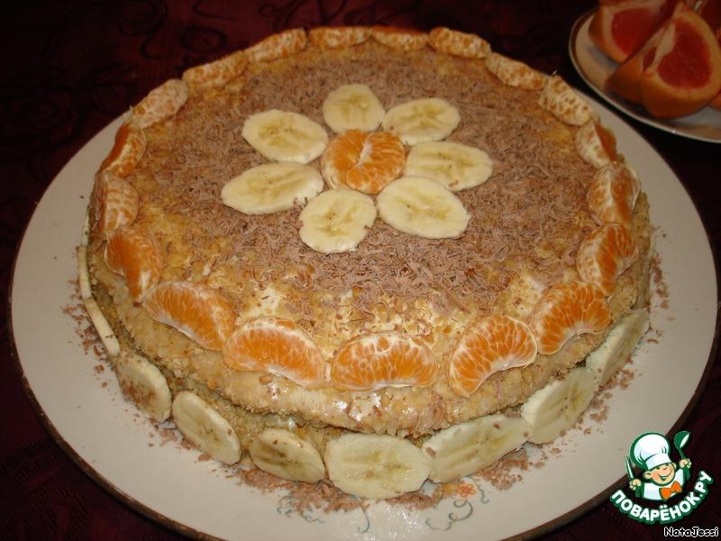 Торт  Анечка