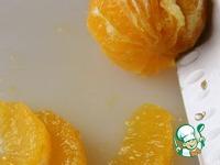 Пряный зимний пирог с апельсиновым желе ингредиенты