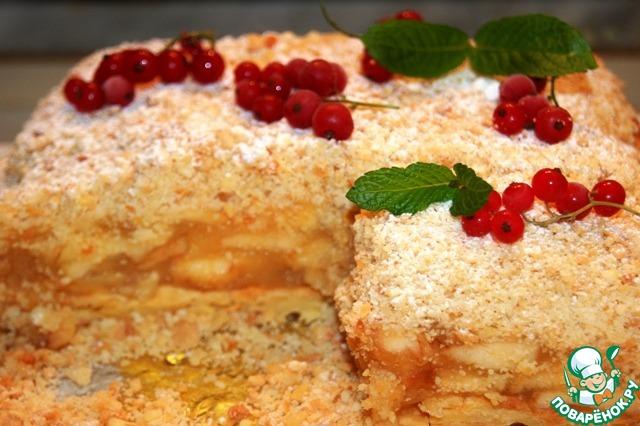 венский яблочный пирог рецепт