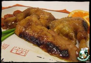 Блюдо оценил даже мой тесть, крайне переборчивый в пище и не считающий куриц и уток за мясо.   Всем приятного аппетита.   Из Одессы с морковью, Бра.