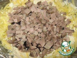 "Салат ""СюрпрАйз"" – кулинарный рецепт"
