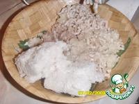 Рыбные котлеты с сыром ингредиенты