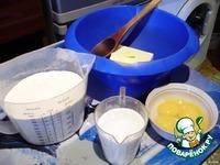 Печенье домашнее ингредиенты