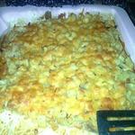 Говядина, запеченная с овощами и картофелем
