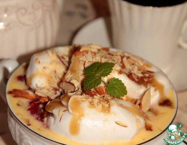 малиновое желе со взбитыми сливками джулия чайлд рецепт