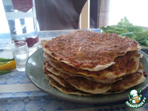 Ламанджо – кулинарный рецепт