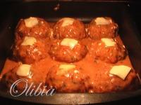 Мясные ёжики в духовке ингредиенты