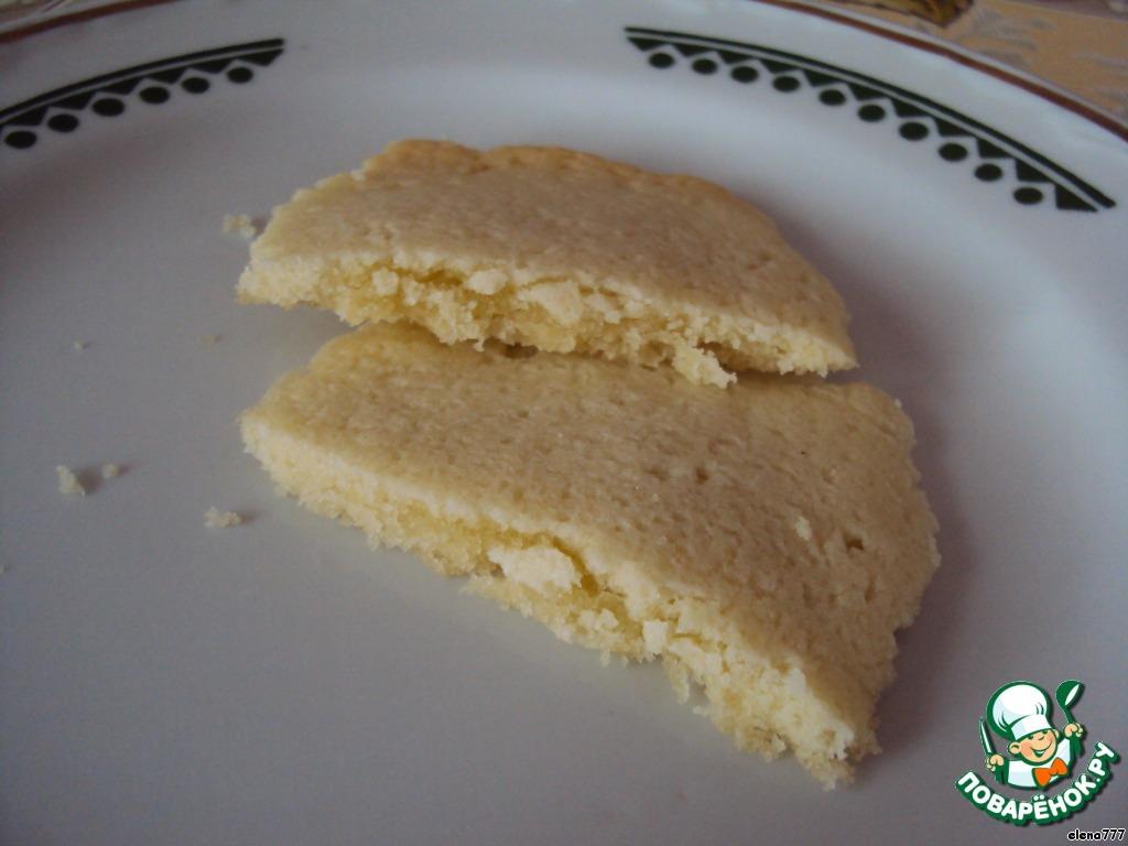 Печенье Ванильная нежность