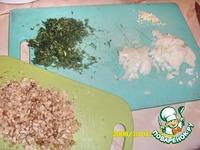 Мхали из капусты ингредиенты