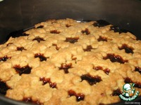 Пирог-плетенка К чаю ингредиенты