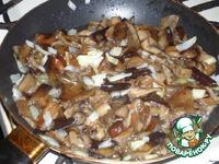 Картофельная бабка, фаршированная грибами ингредиенты