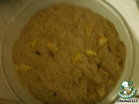 Яблочный хлеб ингредиенты