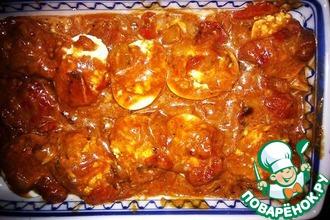 Рецепт: Яйца по-кубински ( cojones )
